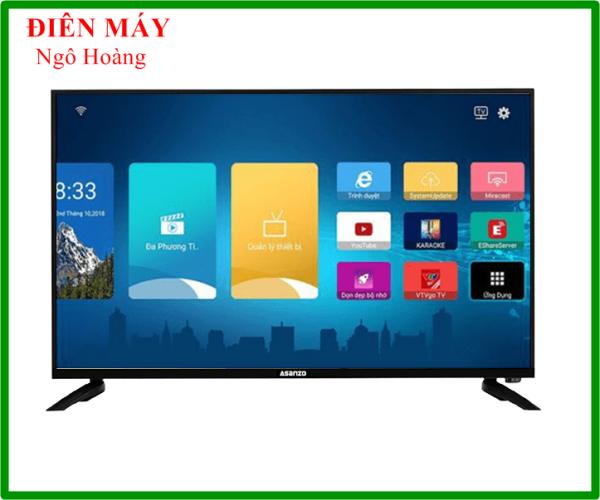 Bảng giá Smart Voice Tivi Asanzo 40 inch Full HD - Model 40S53 Android 9.0, Điều khiển giọng nói [REMOTE VOICE KHÔNG ĐI KÈM], Wifi 2.4GHz, DVB-T2, Tivi Giá Rẻ - Bảo Hành 2 Năm