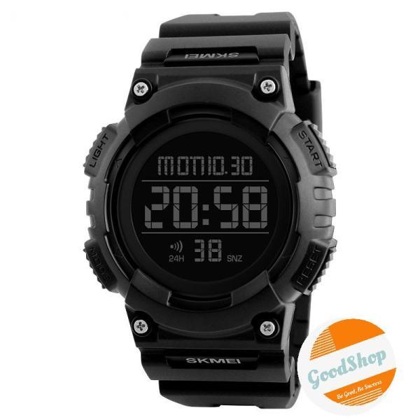 Nơi bán Đồng hồ thể thao nam - đồng hồ điện tử giá rẻ dây cao su Skmei 1248