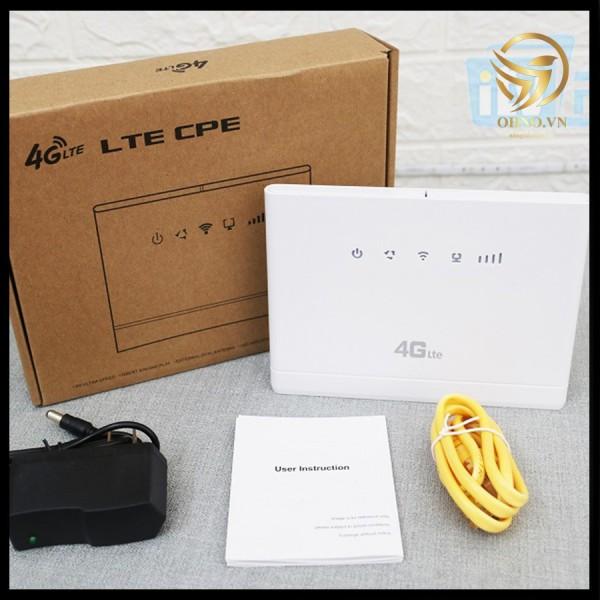 Bảng giá Bộ Phát Modern Wifi 4G Lte Cpe Cp 108 (32 User) Anten Chìm Cục Phát Sóng Wifi Tốc Độ Cao Ổn Định - Ohno Việt Nam Phong Vũ