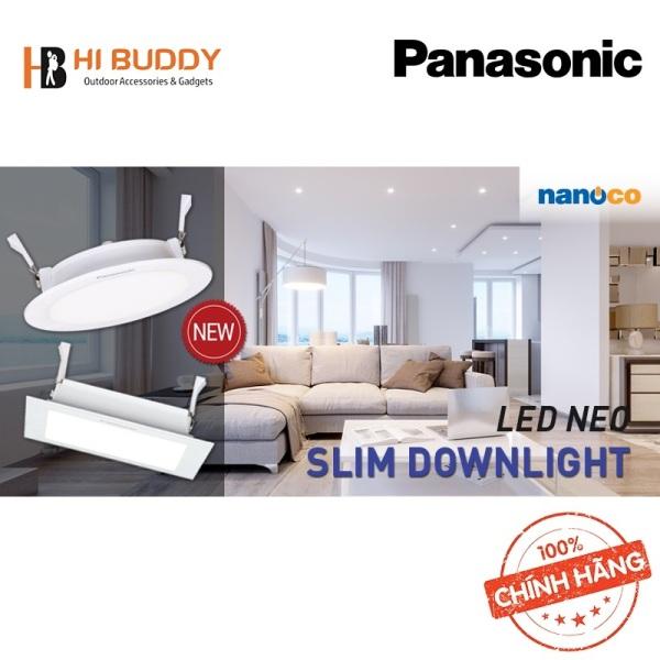 Đèn LED Neo Slim Downlight Vuông PANASONIC NNP72254/ NNP72250/ NNP72255 – Made In Indonesia. Hàng Chính Hãng – HIBUDDY