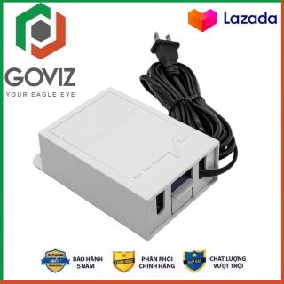 Nguồn dự phòng Camera Wifi Goviz - Bảo vệ camera khỏi các vấn đề về quá áp , điện áp k ổn định - Lưu trữ 18-20 tiếng , phòng chống khi mất điện , chống trộm ngắt điện đột nhập , kẻ gian lợi dụng mất điện thumbnail