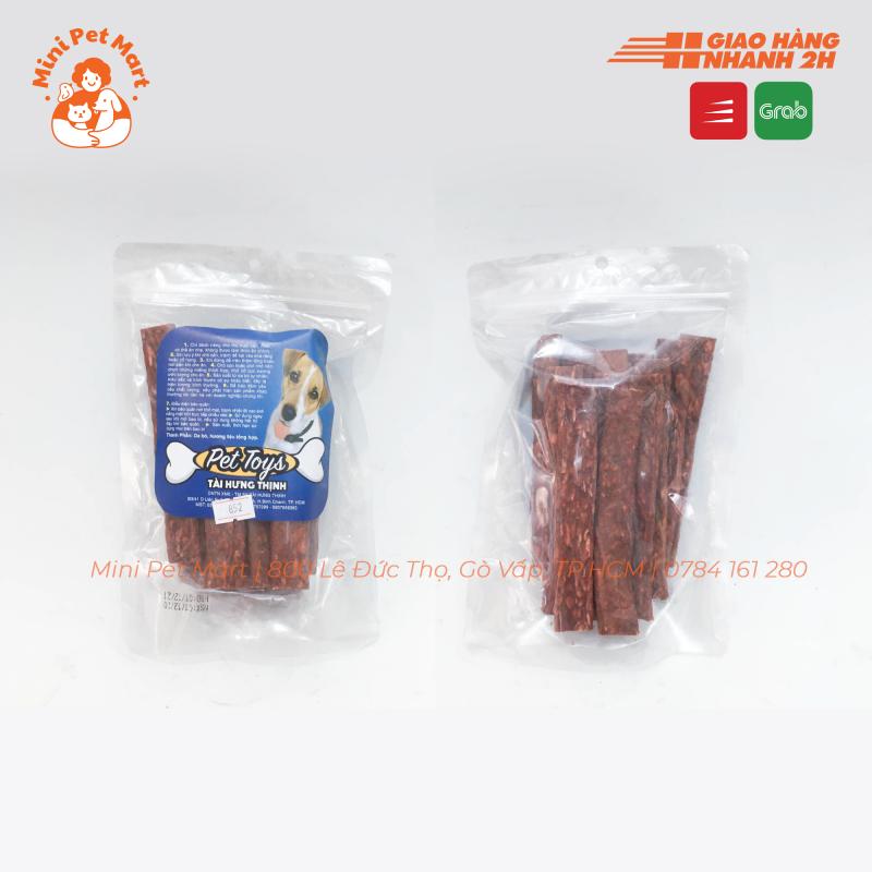 Bánh xương snack, bánh thưởng cho chó TÀI HƯNG THỊNH 852