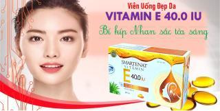 Viên uống đẹp da Hàn Quốc giúp bổ sung Vitamin E 4000mcg Om.ega 3 sáng mịn da chống lão hóa - Hộp 30 viên dùng 1 tháng 4