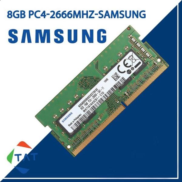 Bảng giá Ram Laptop Samsung 8GB DDR4 Bus 2666MHz Chính Hãng - Bảo Hành 12 tháng Phong Vũ