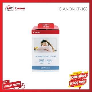 Giấy in Canon KP-108 - Hàng chính hãng Lê Bảo Minh