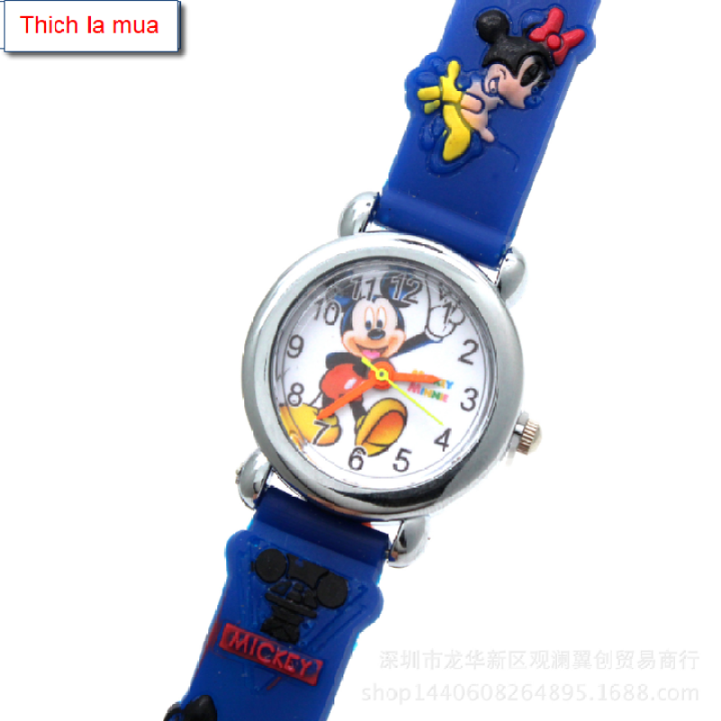 Nơi bán Đồng hồ đẹp cho bé trai hình chuột