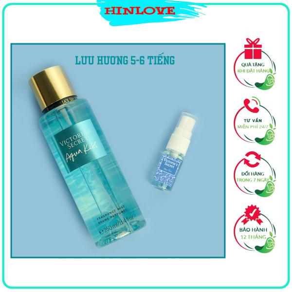 Xịt thơm body mist Bath And Body Works, xịt thơm nước hoa Victoria Secret 30ML