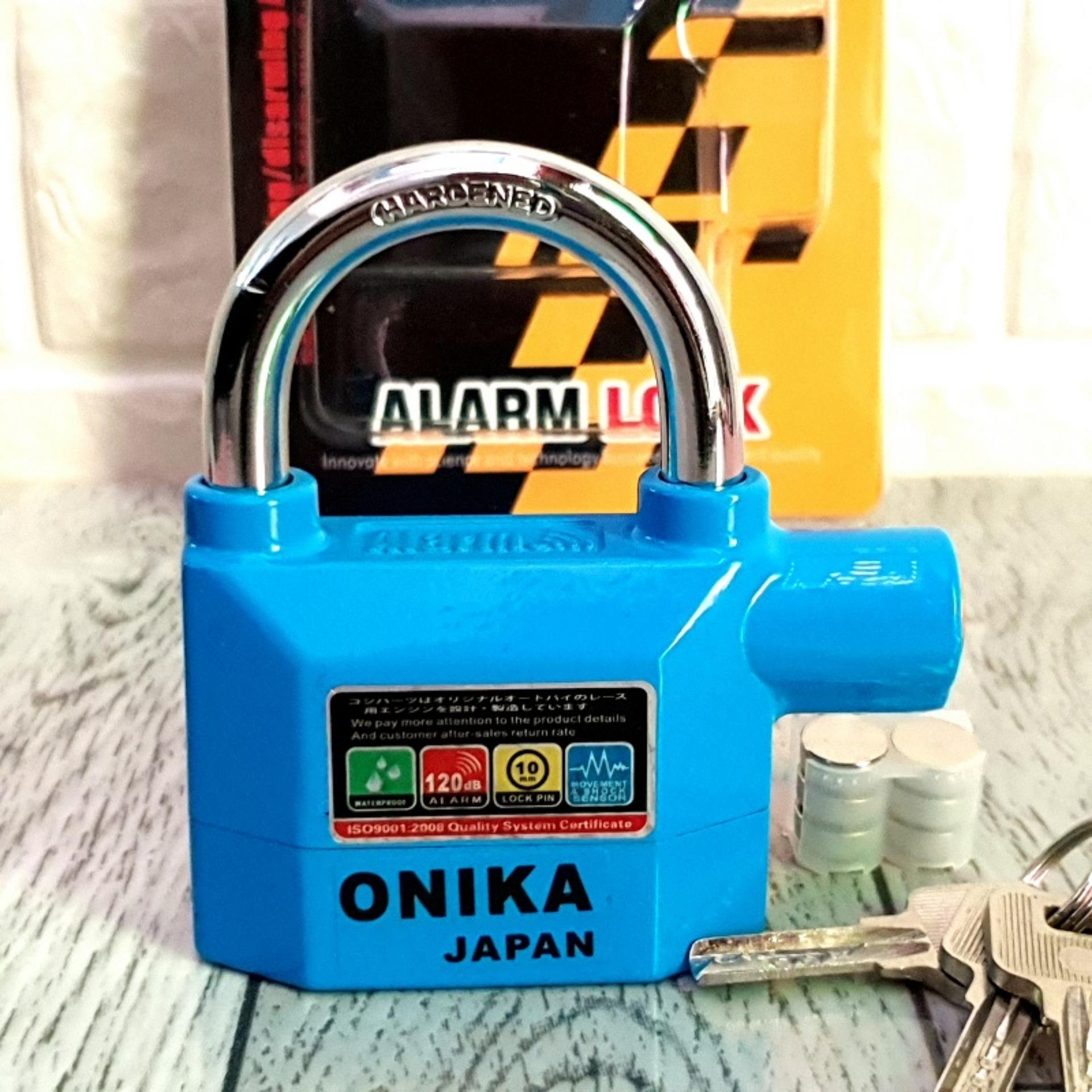 Ổ khóa báo động chống trộm ONIKA made ịn JAPAN