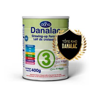Sữa Danalac Formula dành cho trẻ từ 12 - 36 tháng 400g DF03400 thumbnail
