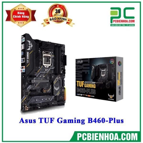 Bảng giá Mainboard Asus TUF Gaming B460-Plus ( LGA1200 / ATX / 4xDDR4 ) Phong Vũ