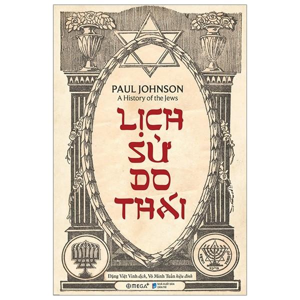 Sách - Lịch sử Do Thái