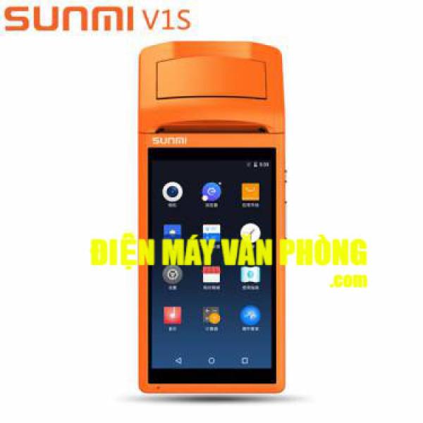 Bảng giá Máy bán hàng POS cầm tay SUNMI V1S Phong Vũ