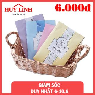Túi thơm treo phòng treo tủ quần áo vỏ nhiều màu, túi thơm các loại, đồ dùng thơm phòng, trang trí nhà cửa (TTM02), Huy Linh thumbnail