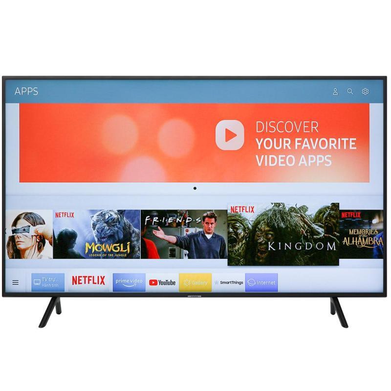 Bảng giá Smart Tivi Samsung 4K 55 inch UA55RU7200
