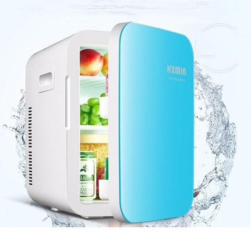 Tủ lạnh, tủ mát mini 12V dùng trên oto, xe hơi (4Lít, hai chiều nóng lạnh) Cao cấp Agiadep - Tủ lạnh mini đựng mỹ phẩm, sữa cho bé, đồ dùng, thực phẩm trên xe ô tô