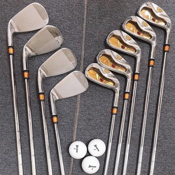Bộ 9 Gậy Golf Sắt Katana Sword I Zumax Steel Iron Set - Đẳng cấp thượng lưu