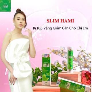 Viên Sủi GIẢM CÂN Slim Hami thumbnail