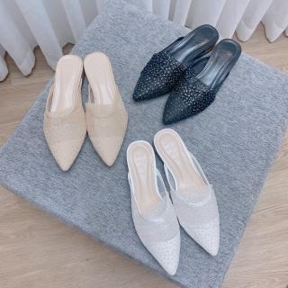 Giày sục đế thấp cho nữ GC007 thumbnail