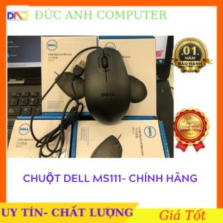 Chuột DELL MS111 (USB) Văn Phòng Chơi Game- FULL BOX- Bảo Hành 12 Tháng thumbnail