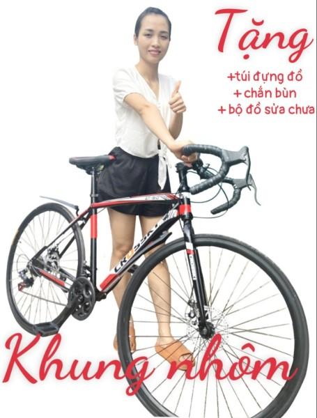 Mua xe đạp đua xe crooky đi cực nhẹ size 700cc - xe đạp leo núi - xe đạp tay cong - xe đạp leo núi địa hình - xe đạp người lớn -xe đạp thể thao người lớn- xe đạp địa hình- xe đạp người lớn -xe đạp thể thao người lớn