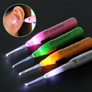 (HÀNG HOT) Dụng cụ lấy Ráy Tai Có Đèn Pin cao Cấp - Sử dụng dễ dàng an toàn cho mọi ngưòi, Đảm bảo vệ sinh sạch sẽ cho đôi tai của bạn 1