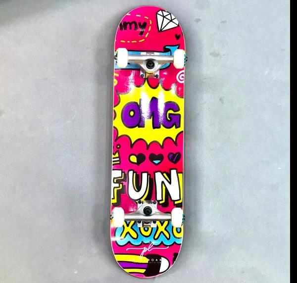 Phân phối Ván Trượt Nguyên Bộ PL (Skate Boar)