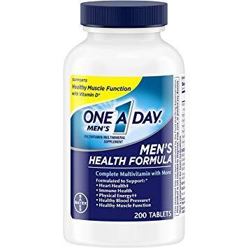 Vitamin tổng hợp One A Day Men - 200 viên nhập khẩu