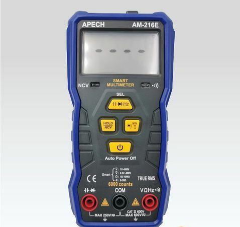 Đồng hồ vạn năng thông minh APECH AM-216E (TrueRMS)