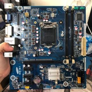 Main samsung H61 socket 1155. Bo mạch chủ Mainboard samsung H61.Hàng Nhập Khẩu. thumbnail