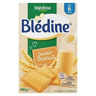 Bột Lắc Sữa Yến Mạch Bledina Cho Bé Từ 6 Tháng Vị Biscuit thumbnail