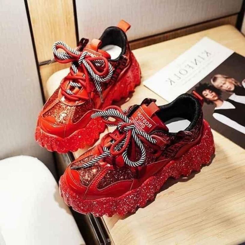 giày nữ🌟Hàng Đẹp, Giá Rẻ🌟 Giày Thể Thao Nữ  Đẹp Gía Rẻ,GIÀY THỂ THAO KIM TUYẾN giá rẻ