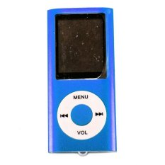 Máy nghe nhạc Portab MP4 (xanh)
