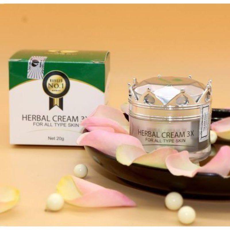 Kem dưỡng trắng da HERBAL CREAM 3X PHƯƠNG ANH giá rẻ