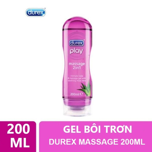 Gel bôi trơnDurex Play Massage 200ml giá rẻ