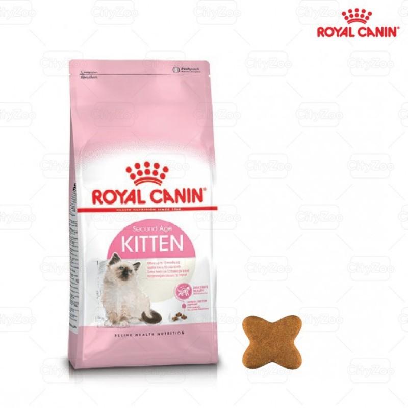 Thức ăn hạt khô cho Mèo Royal canin kitten 36 cho mèo con