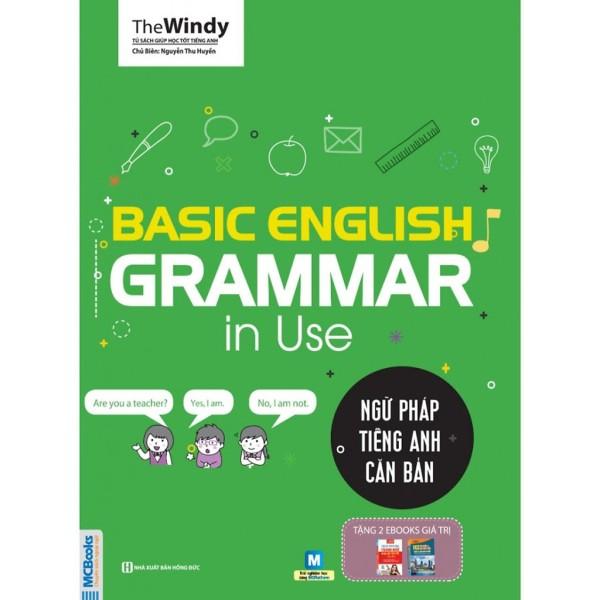 Sách - Ngữ pháp tiếng Anh căn bản - Basic English Grammar In Use ( Phiên bản 2019 ) tặng kèm bookmark