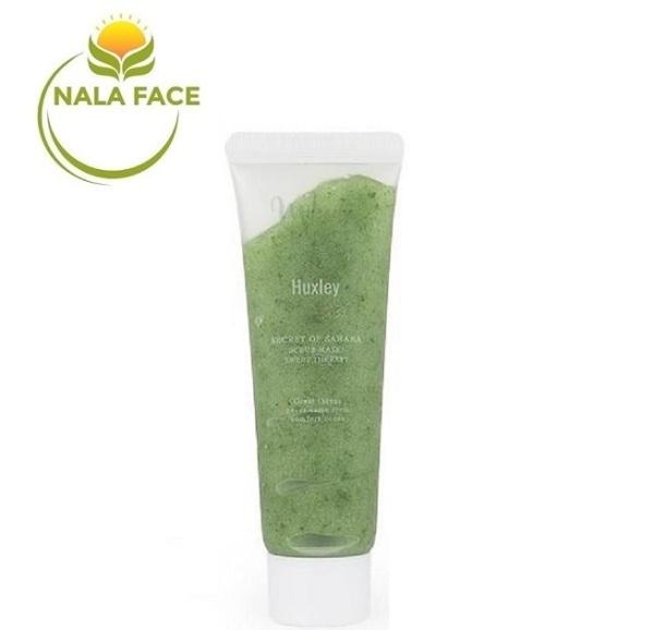 Tẩy da Chết Huxley Scrub Mask: Sweet Therapy 30g (Minisize)