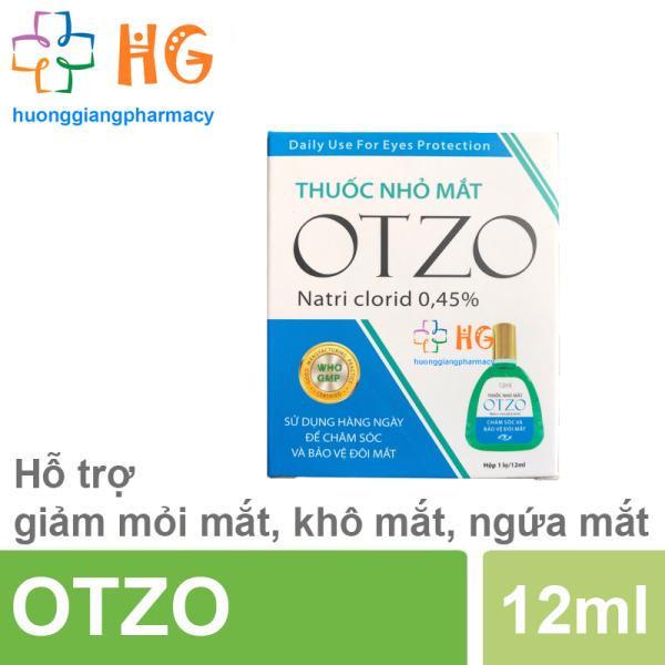 Dung Dịch Nhỏ Mắt Otzo - Chặm Sóc Và Bảo Vệ Mắt Hàng Ngày - OZO giá rẻ