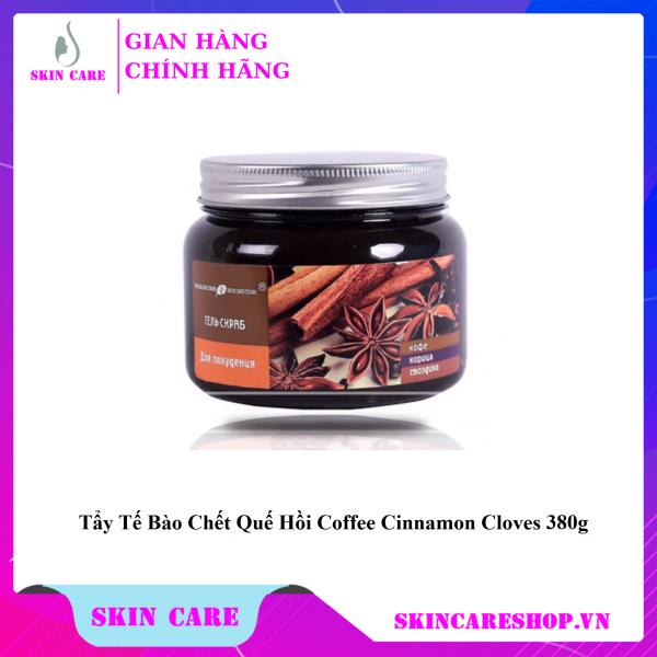 Tẩy Tế Bào Chết Toàn Thân Quế Hồi Coffee Cinnamon Cloves giá rẻ
