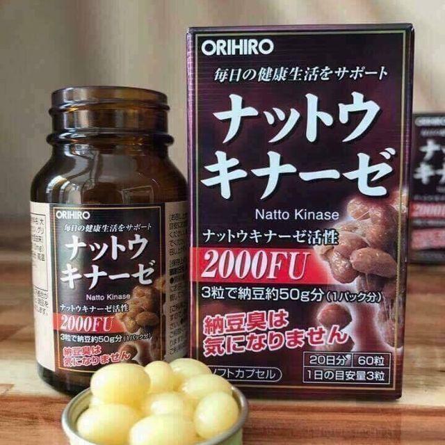 Viên Uống Chống Đột Quỵ Chính Hãng Nhật Bản chính hãng