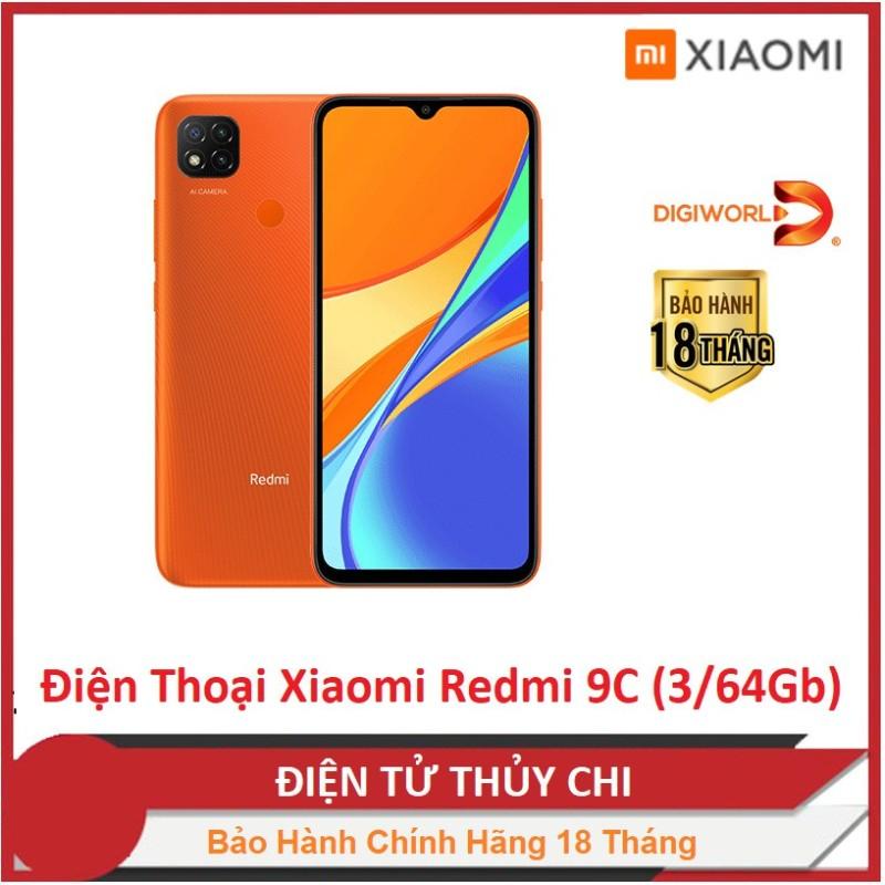 Điện thoại xiaomi redmi 9c (3gb/64gb), cam kết sản phẩm đúng mô tả, chất lượng đảm bảo an toàn đến sức khỏe người sử dụng