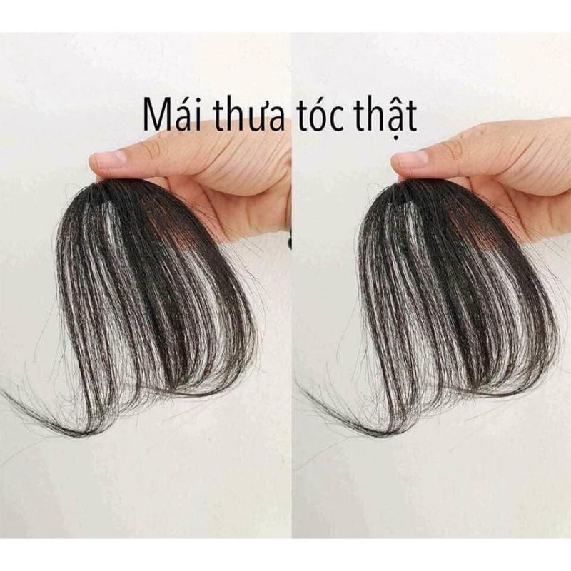 mái thưa tóc thật (TMT01)