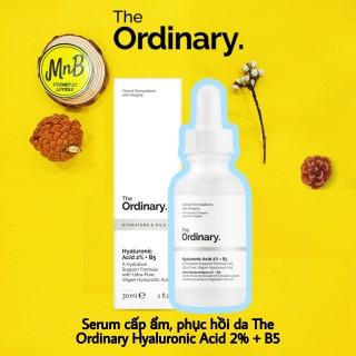 Serum dưỡng da The Ordinary Hyaluronic Acid 2% + B5 Serum cấp ẩm sâu và phục hồi da 30ml - MnB Store- thumbnail