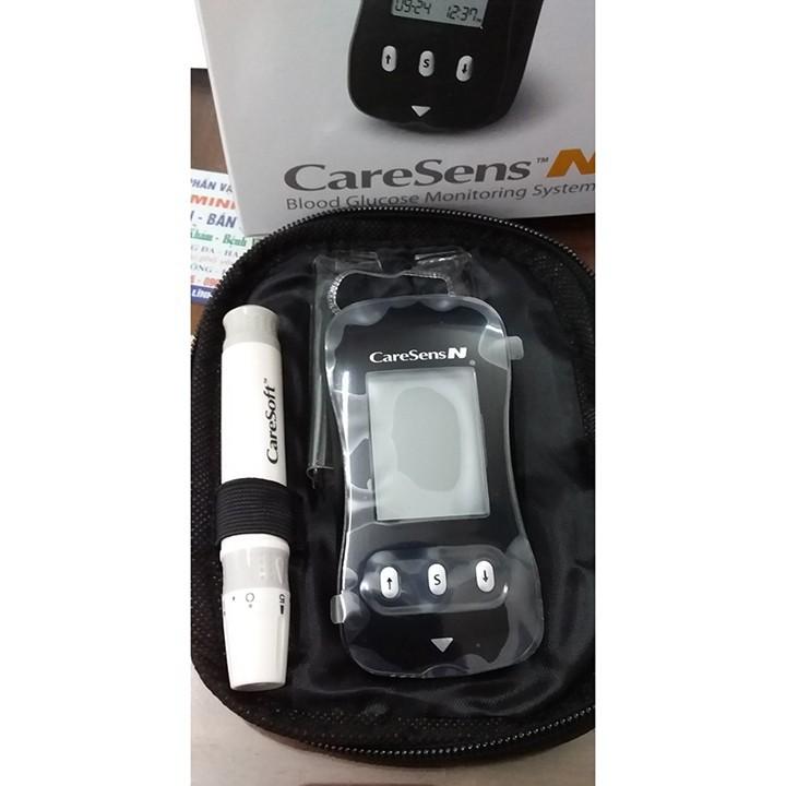 Máy đo đường huyết Caresens N Premier nhập khẩu