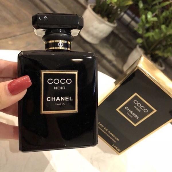 Nước hoa Coco CHA NEL paris đen nhập khẩu