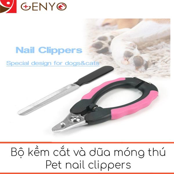 Kéo cắt móng cho chó mèo - Kéo 051