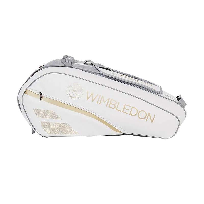 Bảng giá Túi đựng vợt tennis - túi thể thao- túi vợt Babolat Pure Wimbledon 9 Pack chống thấm nước, cách nhiệt tốt