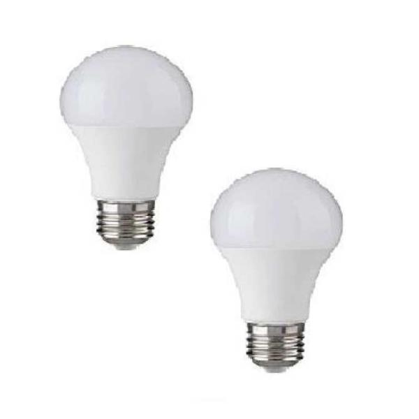 Bộ 2 đèn Led BULB Trụ 12W (Trắng)