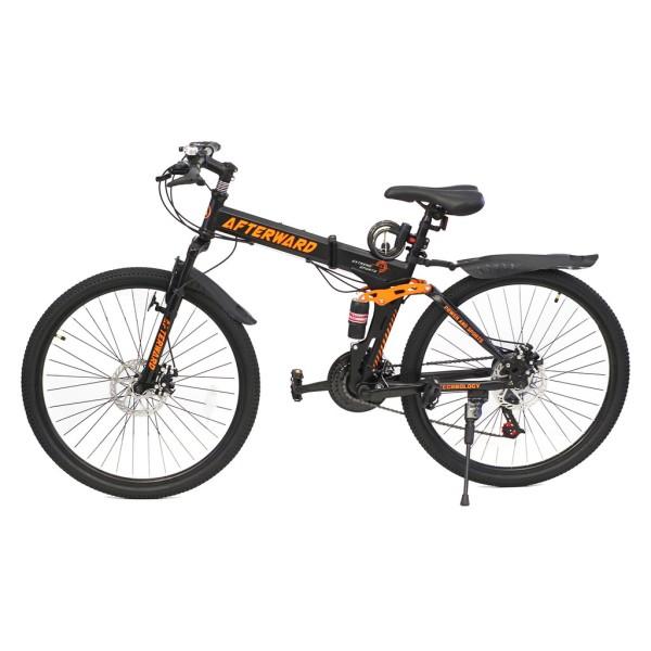 Phân phối Hàng thanh lý 90% - Xe đạp gấp địa hình AfterWard MK94