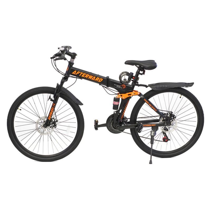 Mua Hàng thanh lý 90% - Xe đạp gấp địa hình AfterWard MK94